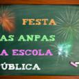 <!-- AddThis Sharing Buttons above -->Sábado 27 de maio, no Albergue de Gandarío (Bergondo) de 10:00 a 18:30 A Federación Provincial de ANPAs de Centros Públicos da Provincia da Coruña organiza, como peche de curso, […]<!-- AddThis Sharing Buttons below -->